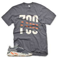 """New """"700"""" T Shirt for Adidas Yeezy Boost 700 Magnet"""