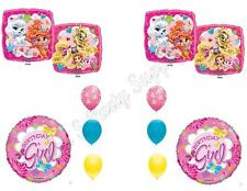 DISNEY PRINCESS PALACE PETS Birthday Girl Balloons Decoration Supplies Party