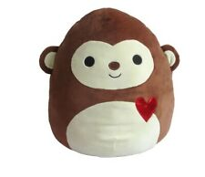 Squishmallows Monkey With Heart Plush 16 Inch