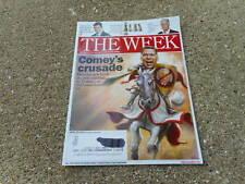 APRIL 27 2018 THE WEEK Magazine- COMEY CRUSADE - TRUMP