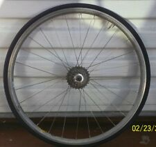 Mavic XP12 front + rear bike racing wheels 650 x 23C with Kenda Concept7 tires