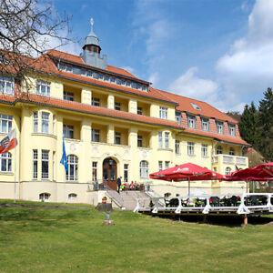 Urlaub f. 2 P. / 3 Tage Wandern im Harz / Gutschein 3***S Hotel Südharz HARZ