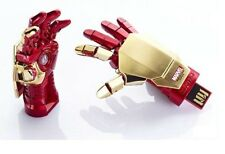 8GB IRON MAN USB 2.0 Flash Drive / Memory Stick! UK STOCK
