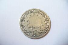 ANCIENNE  MONNAIE  1 FRANC CERES  1872 A    - B +  !!
