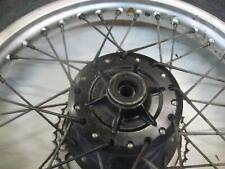 Yamaha YZ 125 H 4V2 Felge hinten Hinterrad 1,85 x 18 ZOLL DOT 10 80 D.I.D Wheel