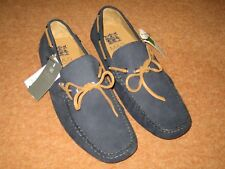 M&S Collection New North Coast - Deck / Boat Shoes - Blue- UK 11 EU 46 RRP £69