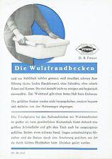 Eschebach Radeberg Prospekt Wulstrandbecken 1935