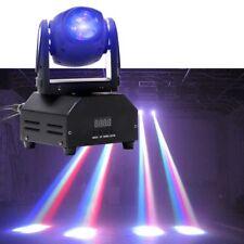 60W RGBW Moving Head Beam Spot Stage Light DMX Club Bar Party DJ Disco Lighting