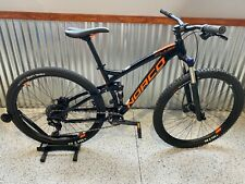 Norco Fluid 3 - Full Suspension - Aluminum - Black / Orange - Size Medium NEW!!