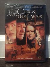 The Quick And The Dead Dvd New And Sealed Widescreen