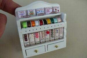1/12th dolls house - SEWING SHOP IDEA - SG