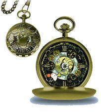Taito Final Fantasy XIV Moogle Design Gold Pocket Watch Official TAI74200