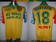 PFA All Stars Represntitive Match Shirt Jersey Soccer Adult Large Kelme Spain