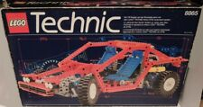 Lego Technic VINTAGE 8865 Speed car & Jeep 4x4. Année 1988