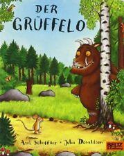 Der Grüffelo: Vierfarbiges Pappbilderbuch von Scheffler, A... | Buch | gebraucht