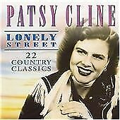 Patsy Cline - Lonely Street (2001) CD