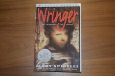 HarperClassics: Wringer by Jerry Spinelli (1998, Paperback)