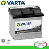Batterie Démarrage Batterie Varta 45ah 12v Black Dynamic B19 545 412 040