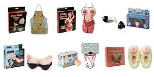 Gifts for Him(Exotic Dancer Apron,Boobie Basketball, Pillow,Willy Exerciser etc)