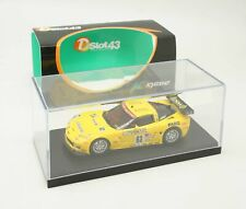 Kyosho Dslot43 Chevrolet Corvette C6-R with Chassis Very Rare 1/43 1:43