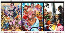 New Super smash Bro's (  Triple Poster Set ) 30 in x 20 in - 3 Poster Set