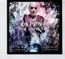 (HD83) Daphine Guinness, Optimist In Black sampler - 2016 DJ CD
