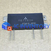 1PCS M67741H Encapsulation:MODULE,150-175MHZ, 12.5V, 30W, FM MOBILE RADIO