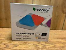 Nanoleaf Shapes Mini Triangles Smarter Kit (5x) -a