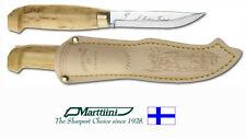 Classic Vintage Puukko Knife Lynx Design Janne Marttiini 1930s Lapland Finland