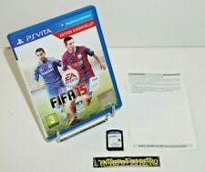 ++ jeu sony PS VITA FIFA 15 ++