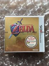 Brand New Factory Sealed Zelda Ocarina of Time pré vente promo pour NINTENDO 3 DS
