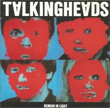 Talking Heads - Remain In Light CD album