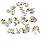 20 50 100pcs 3D Nail Art Rhinestones Crystal Colorful Stones Tips Decoration DIY