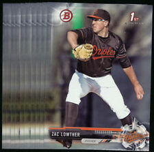(10) 2017 Bowman Draft ZAC LOWTHER Lot Orioles #BD-94 QTY Available