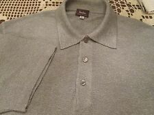 NIEMAN MARCUS LIGHTWEIGHT SWEATER SHIRT SIZE L MADE IN ITALY
