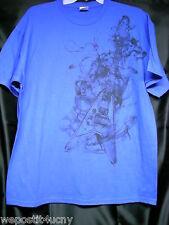 The Smoking V Guitar T Shirt Mens Size XL 46 - 48 Flying Y T Shirt