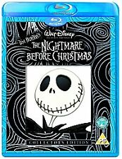 The Nightmare Before Christmas  [Blu-ray] [1993], New, DVD, FREE & FAST Delivery