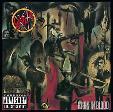 SLAYER REIGN IN BLOOD CD METAL ROCK 2013 NEW