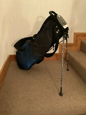 OGIO Shadow Fuse 304 Stand Bag - Black And Blue