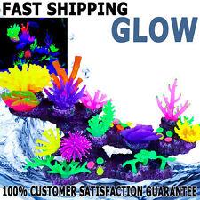 Polyresin Fluorescent Aquarium Ornaments