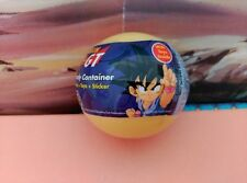 dragon ball super bola de dragon gt capsule toy ball and trunks figure