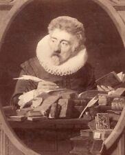 Trucage Photomontage Face on decor old Photo 1884