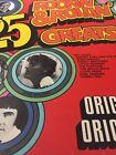 25 Rockin' & Rollin' Greats - Original Hits Vinyl LP K-Tel -