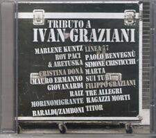 V.A. - Tributo a Ivan Graziani (Marlene kuntz cccp csi linea 77) - CD mint