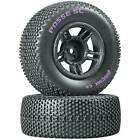 Duratrax Posse SC C2 Mounted Tires Front Slash 2