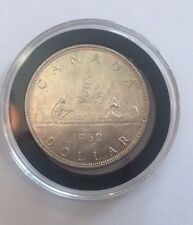1962 Canada Silver Dollar Elizabeth II
