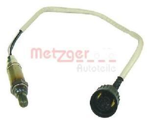 Original metzger Sonda Lambda 0893140 para BMW Bertone