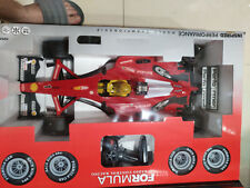 BIG 1/6 F1 FORMULA ONE RC RACE CAR ! 1/6 scale RED big SIZE about 3 feet #1 NEW