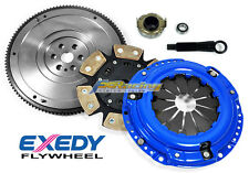 FX STAGE 3 CLUTCH KIT& EXEDY OE FLYWHEEL 92-00 HONDA CIVIC 93-97 DEL SOL D15 D16