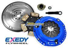 FX STAGE 3 RACE CLUTCH KIT & EXEDY FLYWHEEL 92-00 HONDA CIVIC 93-97 DEL SOL SOHC